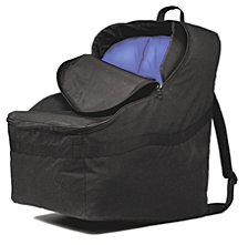 J.L. Childress Ultimate Padded Backpack Car Seat Travel Bag
