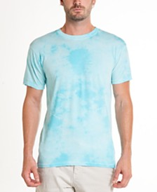 Original Paperbacks South Sea Crystal Wash Tie Dye Crewneck Tee