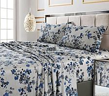 Lisbon 300 TC Cotton Sateen Extra Deep Pocket Sheet Sets & Pillowcases