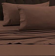 Flannel King Pillowcase Set