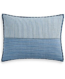 Nautical Stripe Standard Sham, Created for Macy's