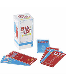 Educational Insights Read My List Game