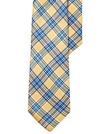 Polo Ralph Lauren Men's Tartan Silk Tie