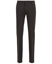BOSS Men's Slim Fit Stretch Chino Pants