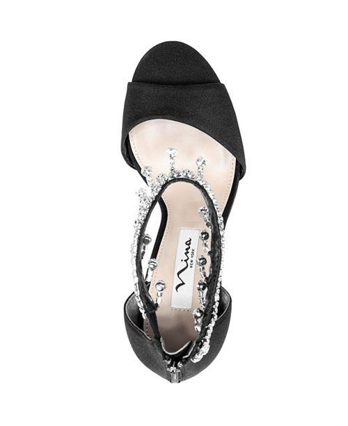 4e3a27aa1fc Nina Feya Platform Dress Sandals   Reviews - Sandals   Flip Flops ...
