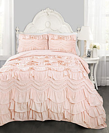 Kemmy 3-Pc Set Full/Queen Quilt Set