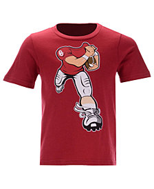 Outerstuff Oklahoma Sooners Yard Rush T-Shirt, Toddler Boys (2T-4T)