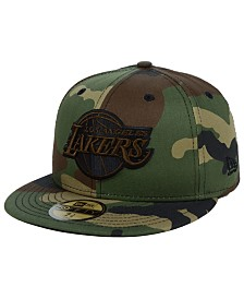 New Era Los Angeles Lakers Fall Prism Pack 59FIFTY-FITTED Cap
