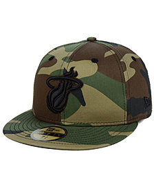 New Era Miami Heat Fall Prism Pack 59FIFTY-FITTED Cap