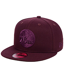 New Era Philadelphia 76ers Fall Prism Pack 59FIFTY-FITTED Cap