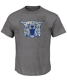 Profile Men's Big & Tall Kentucky Wildcats Vault Logo T-Shirt