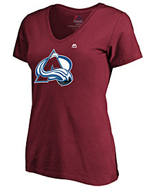 Majestic Women's Colorado Avalanche Primary Logo T-Shirt