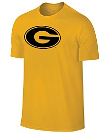New Agenda Men's Grambling Tigers Big Logo T-Shirt