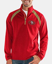 G-III Sports Men's San Francisco 49ers High Impact Player Lightweight Pullover Jacket