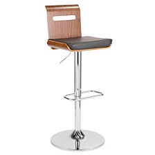 Lumisource Viera Adjustable Barstool