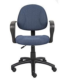 Boss Office Products Mid-back Ergonomic Task Chair