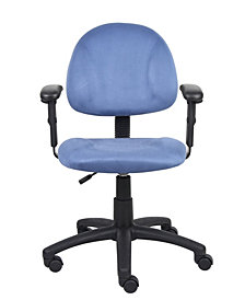 Boss Office Products Contemporary Deluxe Posture Chair
