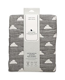 Lolli Living Cotton Muslin Jacquard Blanket
