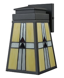 Dale Tiffany Barkley Outdoor Tiffany Wall Sconce