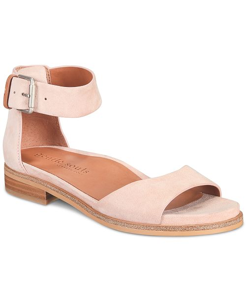 ccca0ce32c5 Gentle Souls by Kenneth Cole Women s Gracey Sandals   Reviews ...