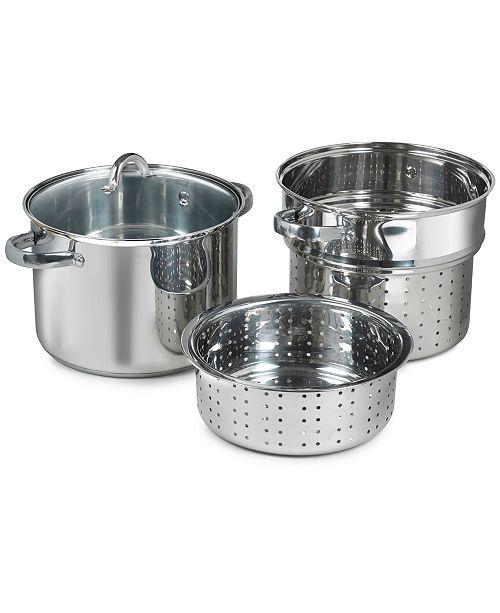 Sedona 8-Qt. Multi-Cooker 4-Pc. Set