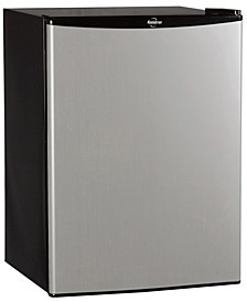 1.7 Cubic Foot Compact Fridge