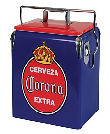 Corona Vintage Ice Chest Cooler