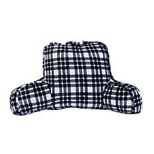 Classic Plaid Fleece Bed Rest