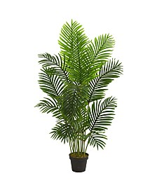 Nearly Natural 5' Paradise Palm Artificial Tree