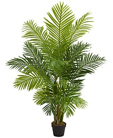 Nearly Natural 5' Hawaii Palm Artificial Tree