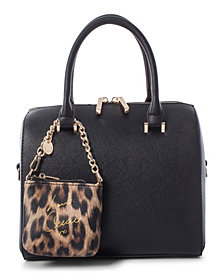 Céline Dion Collection Leather-Like Grazioso Satchel