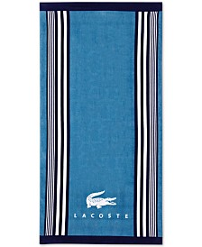 "Lacoste Oki Cotton 36"" x 72"" Beach Towel"