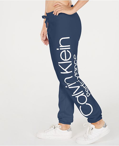 130acaf495 Calvin Klein Logo Joggers; Calvin Klein Logo Joggers ...
