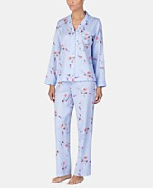 Lauren Ralph Lauren Petite Printed Pajama Set 41bb661fa8