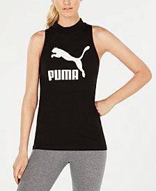 Puma Classics Cotton Logo Tank Top