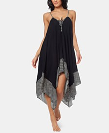 Jessica Simpson Maxi Dress Cover Up