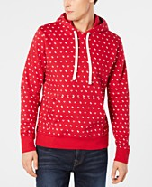 7223095db True Religion Men s Regular-Fit Monogram Logo Hoodie