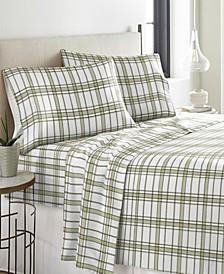 Heavy Weight Cotton Flannel Sheet Set