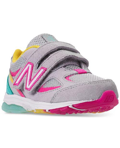 New Balance Toddler Girls' 880v2 Running Sneakers from Finish Line