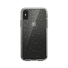 Speck iPhone  Presidio Clear + Glitter for XR, XS, & XS Max Case