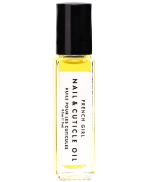 French Girl NAIL & CUTICLE OIL, 0.3-OZ.