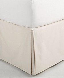 Iridescence Cotton California King Bedskirt, Created for Macy's