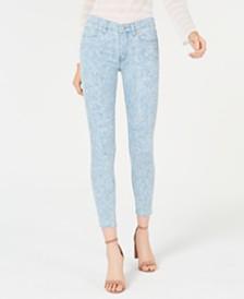Hudson Jeans Nico Super-Skinny Ankle Jeans