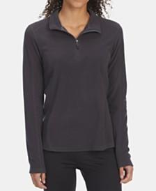 EMS® Women's Classic Quick-Dry Temperature-Regulating 1/4-Zip Microfleece Sweatshirt