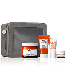 Origins 5-Pc. Brighten, Energize & Hydrate Set