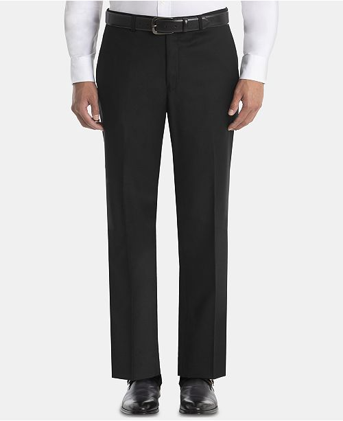 Lauren Ralph Lauren Men's UltraFlex Classic-Fit Wool Pants
