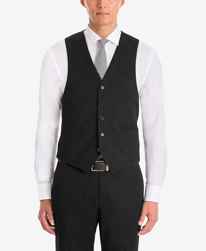 Lauren Ralph Lauren - Men's UltraFlex Classic-Fit Wool Vest