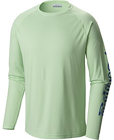Men's PFG Big & Tall Terminal Tackle Long-Sleeve T-Shirt