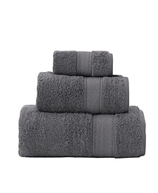 Certified 100% Organic Cotton Towels, 3 Piece Set