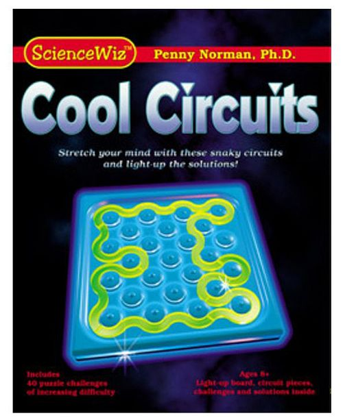 ScienceWiz Products Cool Circuits Puzzle
